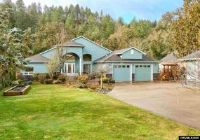 Water, Silverton, Oregon 97381, 4 Bedrooms Bedrooms, ,3 BathroomsBathrooms,Single Family,Water,758673